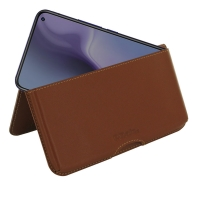 10% OFF + FREE SHIPPING, Buy the BEST PDair Handcrafted Premium Protective Carrying ViVO S5 Leather Wallet Pouch Case (Brown). Exquisitely designed engineered for ViVO S5.