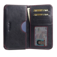 10% OFF + FREE SHIPPING, Buy the BEST PDair Handcrafted Premium Protective Carrying ViVO S5 Leather Wallet Sleeve Case (Red Stitch). Exquisitely designed engineered for ViVO S5.