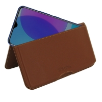 10% OFF + FREE SHIPPING, Buy the BEST PDair Handcrafted Premium Protective Carrying ViVO U20 Leather Wallet Pouch Case (Brown). Exquisitely designed engineered for ViVO U20.