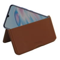 10% OFF + FREE SHIPPING, Buy the BEST PDair Handcrafted Premium Protective Carrying ViVO V17 Leather Wallet Pouch Case (Brown). Exquisitely designed engineered for ViVO V17.