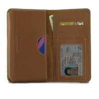10% OFF + FREE SHIPPING, Buy the BEST PDair Handcrafted Premium Protective Carrying ViVO Y11 (2019) Leather Wallet Sleeve Case (Brown). Exquisitely designed engineered for ViVO Y11 (2019).
