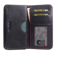 10% OFF + FREE SHIPPING, Buy the BEST PDair Handcrafted Premium Protective Carrying ViVO Y19 Leather Wallet Sleeve Case (Red Stitch). Exquisitely designed engineered for ViVO Y19.