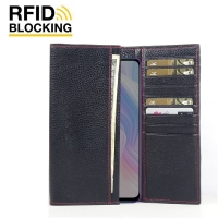 10% OFF + FREE SHIPPING, Buy the BEST PDair Handcrafted Premium Protective Carrying ViVO Y9s Leather Continental Sleeve Wallet (Red Stitching). Exquisitely designed engineered for ViVO Y9s.