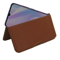 10% OFF + FREE SHIPPING, Buy the BEST PDair Handcrafted Premium Protective Carrying ViVO Y9s Leather Wallet Pouch Case (Brown). Exquisitely designed engineered for ViVO Y9s.