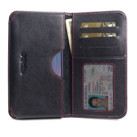 10% OFF + FREE SHIPPING, Buy the BEST PDair Handcrafted Premium Protective Carrying ViVO Y9s Leather Wallet Sleeve Case (Red Stitch). Exquisitely designed engineered for ViVO Y9s.
