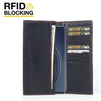 10% OFF + FREE SHIPPING, Buy the BEST PDair Handcrafted Premium Protective Carrying Xiaomi Mi 10 Pro 5G Leather Continental Sleeve Wallet (Red Stitching). Exquisitely designed engineered for Xiaomi Mi 10 Pro 5G.