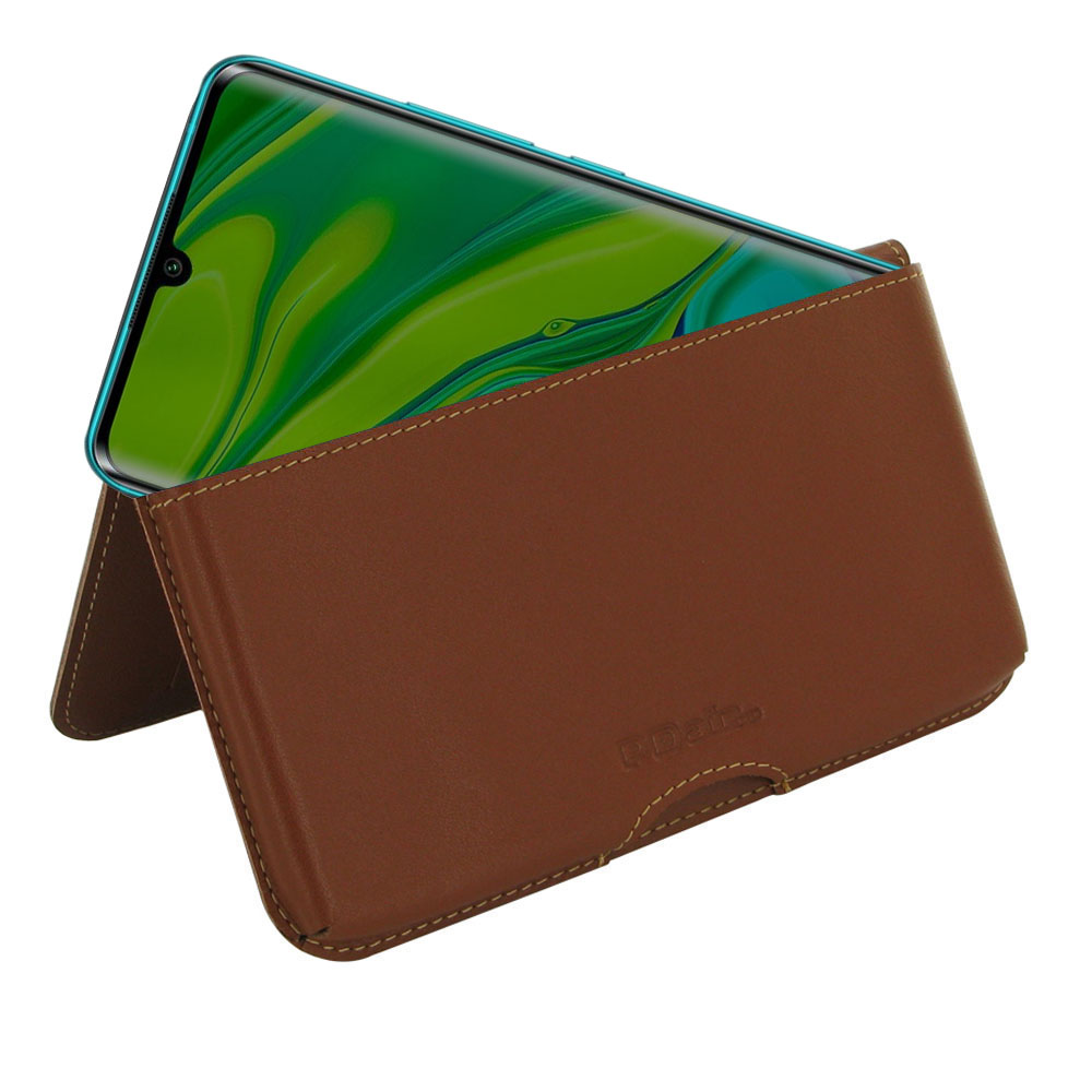 10% OFF + FREE SHIPPING, Buy the BEST PDair Handcrafted Premium Protective Carrying Xiaomi Mi Note 10 Leather Wallet Pouch Case (Brown). Exquisitely designed engineered for Xiaomi Mi Note 10.