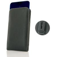 Leather Vertical Pouch Belt Clip Case for Xiaomi Redmi Note 8T